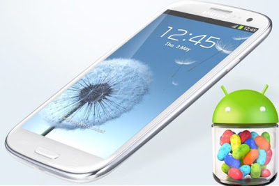 galaxy s3 and jelly bean