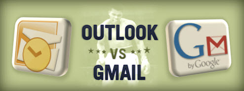outlook.com vs gmail