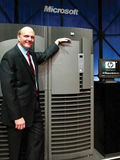 HP Superdome Server