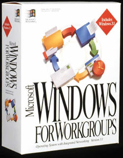 Windows for Workgroups 3.1