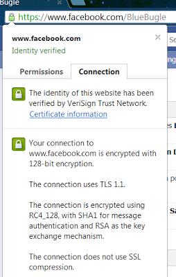 Facebook's SSL