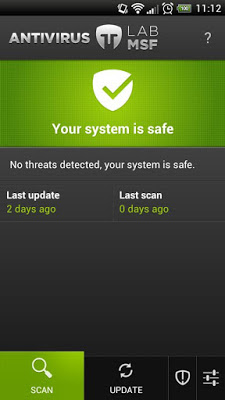 LabMSF antivirus