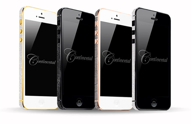 Continental Mobile iPhones