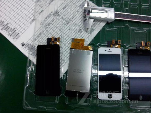 Apple iPhone 5S in factory