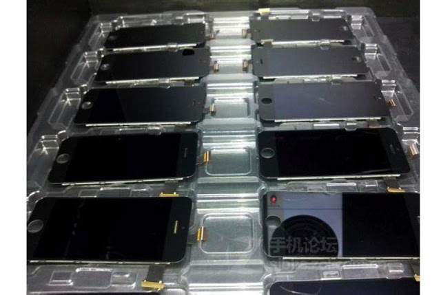 assembly line of iPhone 5S
