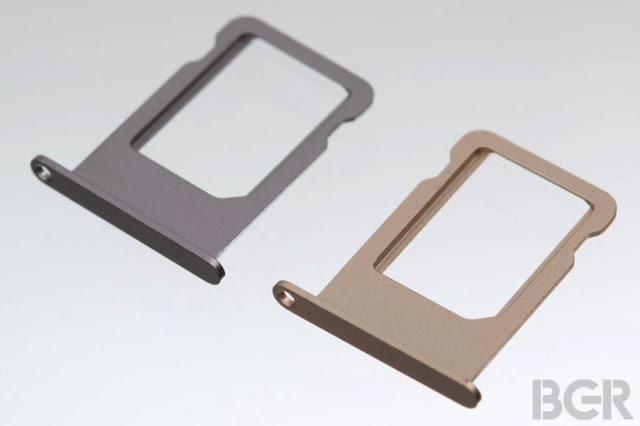 iphone 5S sim tray 2