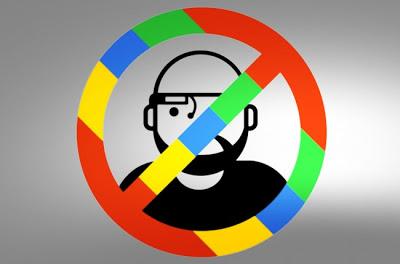 image banning Google Glass