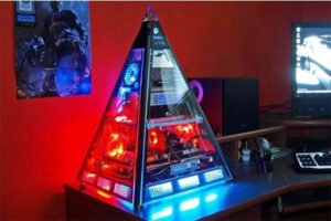 PC case cone