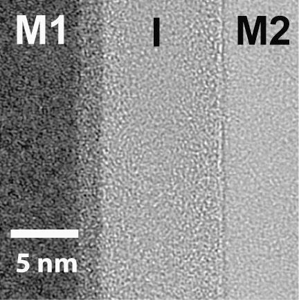 first MIM diode